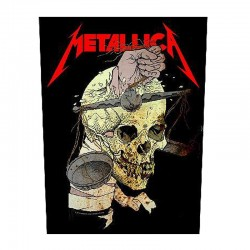 Backpatch - Metallica - Damaged Justice
