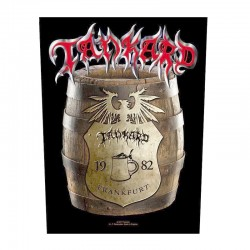 Backpatch - Tankard - Beer Barrel
