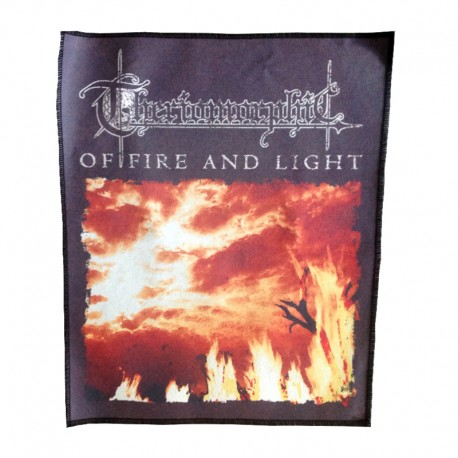 Backpatch - Theriomorphic - Of Fire And Light