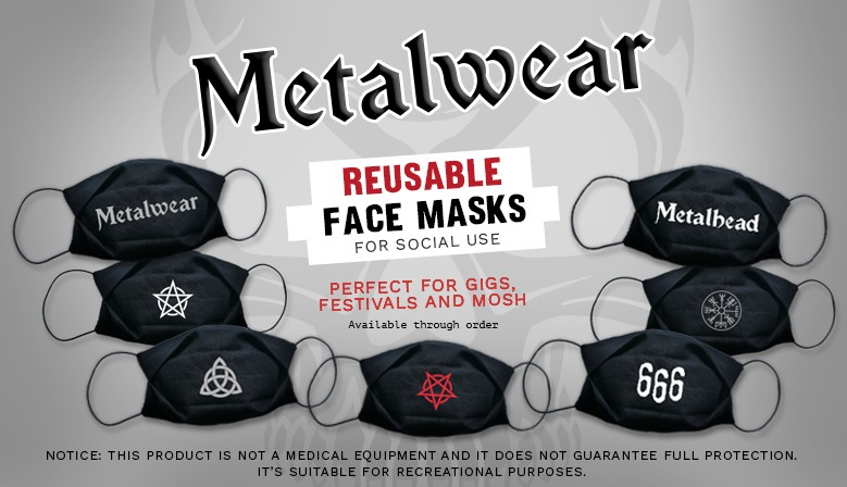 Metalwear - Reusable Face Masks