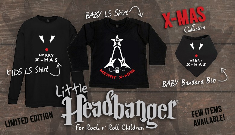 Little Headbanger - Xmas Collection