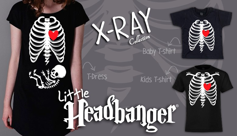Little Headbanger - X-Ray Collection